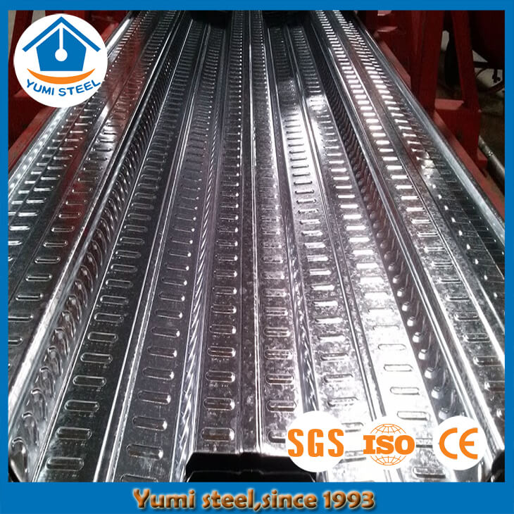 Galvanized Corrugated Steel Deck Sheets for Concrete Slab