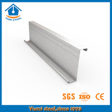 Galvanized Structural Z Purlins for Steel Structural Buildings