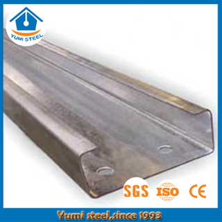 Hot-sales Galvanized C Purlins for Steel Structure