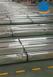 Color steel roofing sheets packing_看图王