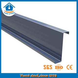 Light Gauge Steel Z Section Purlins