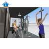Flat Packed Container House for Gym/Gymnasium/Fitness Center