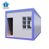 20FT Modular Tiny Prefab Container House For Commercial Steel Buildings