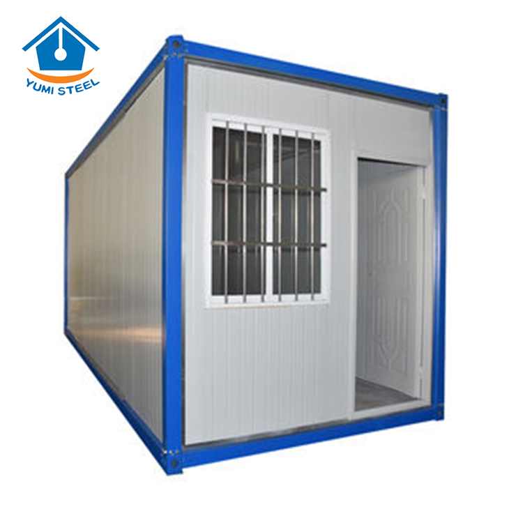 Modular Temporary Standard Quick Assembly Container House For living/Office