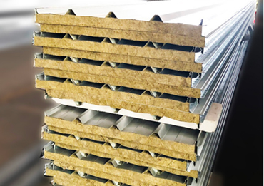 How to identify the quality of rockwool sandwich panel