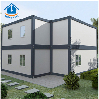 Modular Prefabricated Assemble Container House for Domitory
