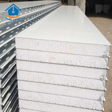 150mm Expanded Polystyrene Sandwich Wall Panels for Steel Sheds